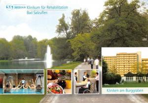 Bad Salzuflen Klinikum fur Rehabilitation Kliniken am Burggraben Hospital
