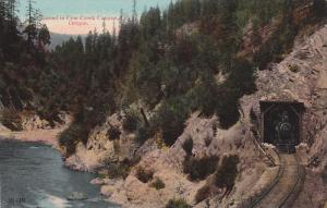 Train Tunnel in Cow Creek Canyon, Oregon, 00-10´s