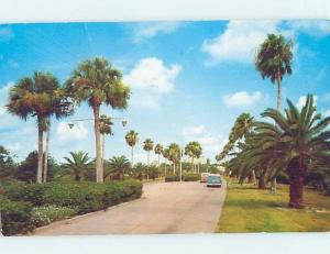 Pre-1980 STREET SCENE Clearwater Florida FL hp2518