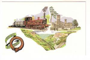 Central Railway, Train, Osborne House, The Isle of Wight
