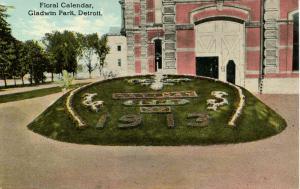 MI - Detroit. Gladwin Park, Floral Calendar