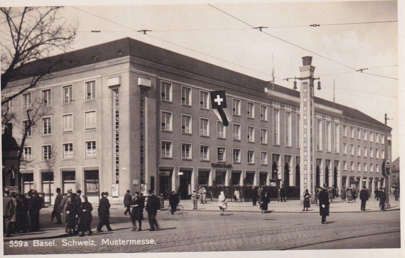 RP; BASEL, Switzerland, 1920-1940s; Mustermesse
