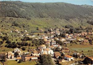 France Gagnieres (Gard) Vue generale Panorama