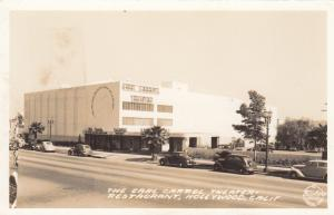 RP: HOLLYWOOD , California , 30-40s; The Earl Carrol Theater - Restaurant