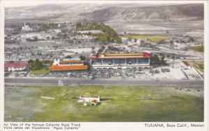 Caliente Race Track , TIJUANA , Baja Calf. , Mexico , 20-30s