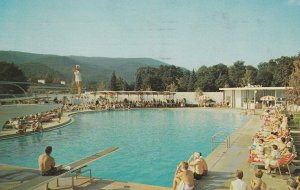 WHITE SULPHUR SPRINGS, West Virginia, PU-1961; Greenbrier Swimming Club