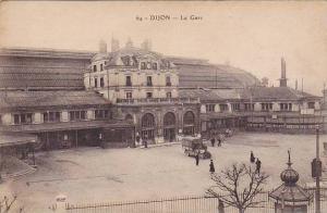 La Gare, Dijon (Côte-d´Or), France, 1900-1910s