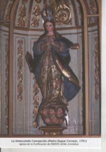 Postal 011778: Virgen Ntra Sra La Inmaculada Concepcion (Pedro Duque Cornejo)