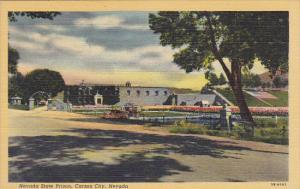 Nevada Carson City Nevada State Prison Curteich