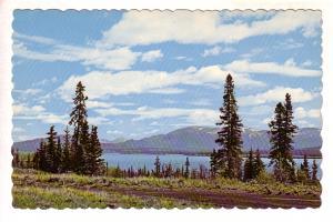 Dezadeash Lake, Yukon,