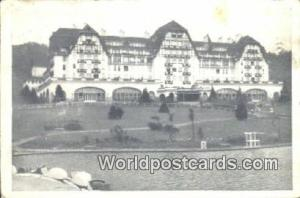 Brazil, Bresil, Brasil Petropolis Hotel Qutandinha