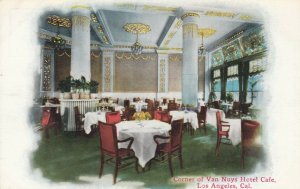 LOS ANGELES  , California , 00-10s ; Van Nuys Hotel Cafe , Corner