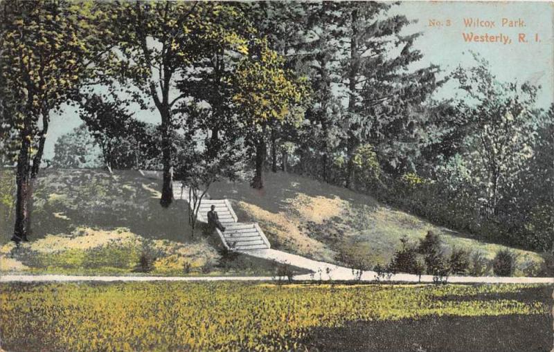 Rhode Island Westerly   Wilcox Park