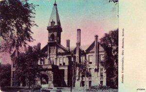 DES MOINES, IA DRAKE UNIVERSITY 1913