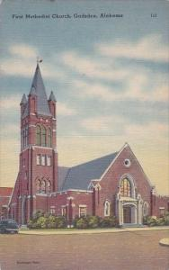 First Methodist Church Gadsden Alabama