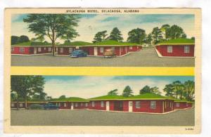 Sylacauga Motel, SYLACAUGA, Alabama, 30-40s