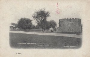 ST. PAUL, Minnesota, 1901-07; Round Tower, Fort Snelling