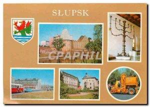 Postcard Modern Slupsk