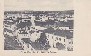 Panorama , Ponta Delgada , Azores, 1890s