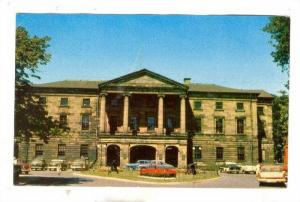 Provincial Building, Charlottetown, Prince Edwards Island, Canada, 40-60s