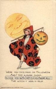 Halloween Schmucker Postcard Postcards
