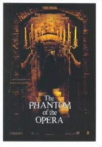 ADV: Phantom of the OPERA , movie, Andrew Lloyd Webber, 2002 #6