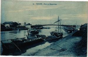 VIETNAM INDOCHINE -Saigon - Pont de Khauh Hoi (190279)