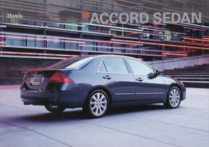 2006 Honda Accord Sedan