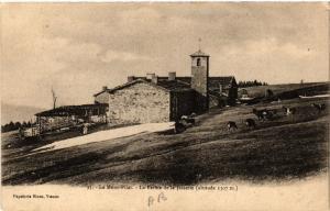 CPA Mont-PILAT - La Ferme de la Jasserie (487368)
