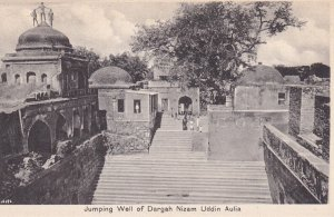 UDDIN AULIA, India, 1930-1950s; Jumping Well Of Dargah Nizam Uddin Aulia