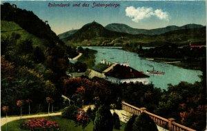 CPA AK Rolandseck und Siebengebirge GERMANY (896325)