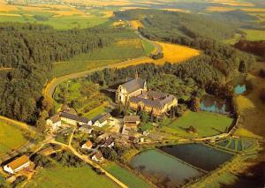Abtei Himmerod Suedeifel Abbey Aerial view