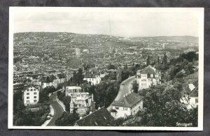 dc1841 - STUTTGART Germany 1930s Real Photo Postcard