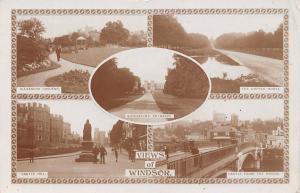 Views of Windsor, Castle Hill The Copper Horse Castle Alexandra Gardens