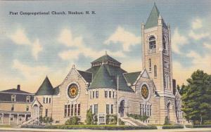 First Congregational Church, Nashua, New Hampshire, 30-40s