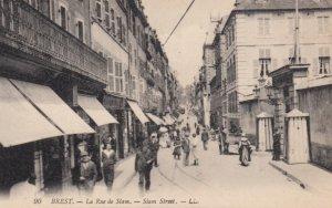 BREST, Finistere, France, 00-10s ; Siam Street