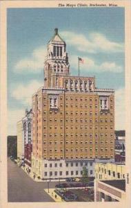 Minnesota Rochester The Mayo Clinic 1951