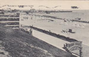 Gorleston Beach , England , PU-1915