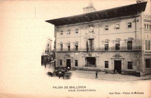 Spain Palma De Mallorca Casa Consistorial