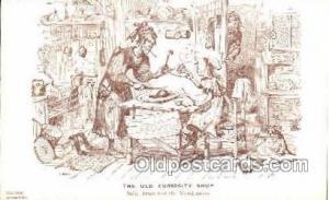 The Old Curiosity Shop Nursery Rhyme, Postcard Postcards  The Old Curiosity Shop
