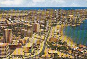 Spain Alicante Playa de La Albufereta
