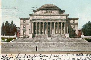 NY - NYC, Columbia University Library