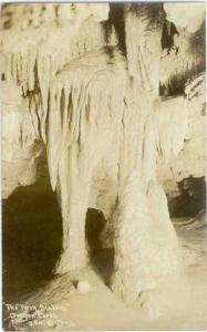 RP The Twin Sisters in Oregon Caves OR, 1929