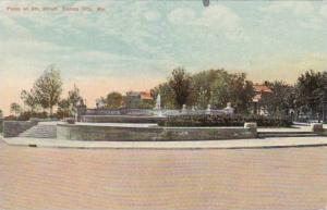 Missouri Kansas City Pasco At 9th Street 1911