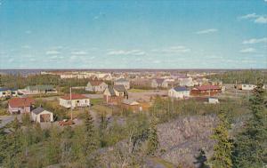 Canada Public and Federal Schools from Matonabbee Avenue Yellowknife Northwes...