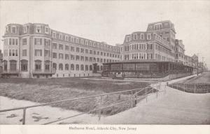 ATLANTIC CITY, New Jersey; Shelburne Hotel, 00-10s
