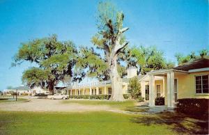 Gardens Corner South Carolina Court And Restaurant Vintage Postcard K49578