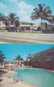 Florida Hollywood The Beach and Town Motel South Federal Highway