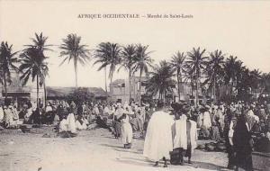 Senegal Marche de Saint-Louis
