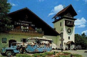 The Frankenmuth Bavarian Inn in Frankenmuth, Michigan